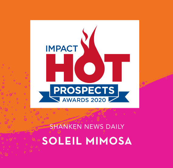 Impact Hot Prospects 2020 rating