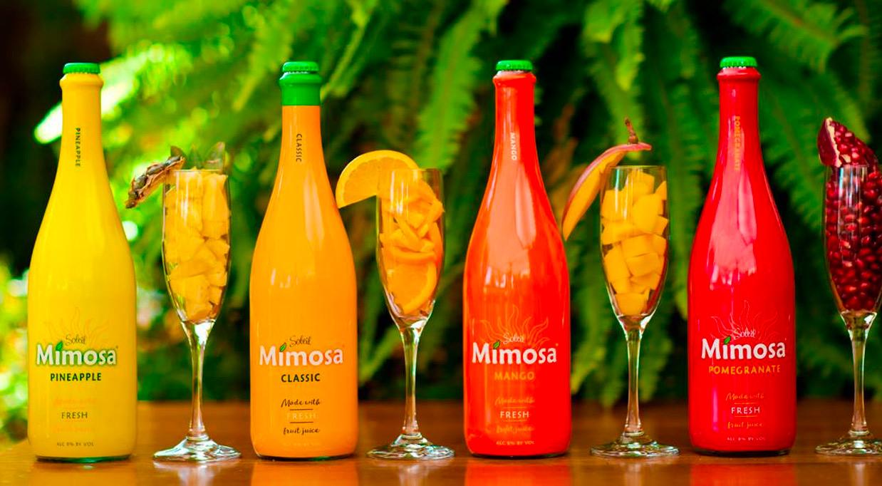 Soleil Mimosa - Original packaging